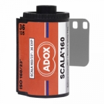 Adox Scala 160 ISO BW Reversal Film 35mm x 36 exp.