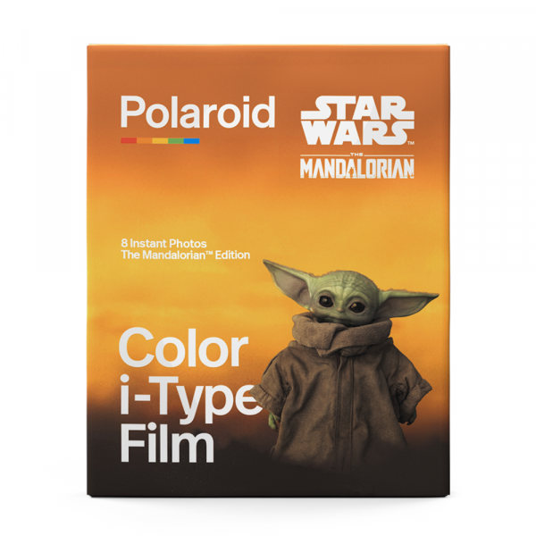 Polaroid Color I-Type Fillm - Mandalorian Edition