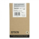 Epson UltraChrome K3 Light Light Black Ink Cartridge (T602900) for Stylus Pro 7800/7880/9800/9880 - 110ml
