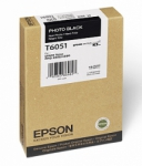 Epson UltraChrome K3 Photo Black Ink Cartridge (T605100) for 4800 and 4880 Inkjet Printer - 110ml