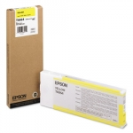 Epson UltraChrome K3 Yellow Ink Cartridge (T606400) for 4800 and 4880 Inkjet Printer - 220ml