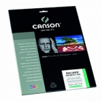 Canson Arches Aquarelle Rag Inkjet Paper - 310gsm 8.5x11/10 Sheets
