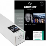 Canson Aquarelle Rag Inkjet Paper - 310gsm 44 in. x 50 ft. Roll