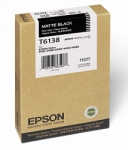 Epson UltraChrome K3 Matte Black Ink Cartridge (T603800) for 4800 and 4880 Inkjet Printer - 110ml
