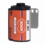 Adox HR-50 with Speed Boost ISO 50 35mm x 36 exp.