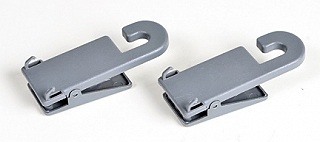 Arista Plastic Film Clips - Set of 2