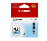 Canon ChromoLife 100+  CLI-42 Photo Cyan Ink Cartridge