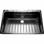 Delta The Sink II - 6 Foot ABS Darkroom Sink (72 in. x 32 in. x 13 in.)