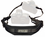 OP/TECH USA Reporter Strap - Black