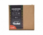 Rollei C-41 Color Developing Kit - 1 Liter