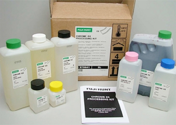 Fuji Hunt Chrome 6X E-6 Processing Kit - 5 Liters