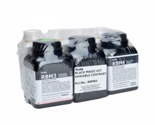 Rollei Black Magic Variable Contrast Liquid Photo Emulsion Kit