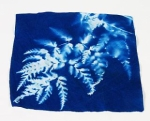 Cyanotype Store Fabric Squares 8 in. x 8 in. - 25 pack
