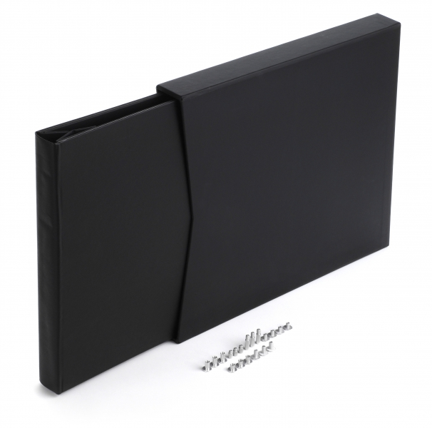 moab chinle digital presentation book v2 black cover and slipcase