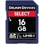 Delkin Devices 16GB Secure Digital (SDHC) Class 10 - Memory Card