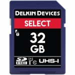 Delkin Devices 32GB Secure Digital (SDHC) Class 10 - Memory Card