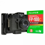 Holga Instant Kit - Instant Back, Holga Camera, and FP-100C Film