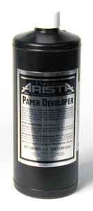 Arista Premium Liquid Paper Developer 32 oz. (Makes 2.5 Gallons)