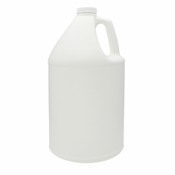 Arista White Storage Bottle - 1 Gallon