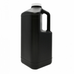 Arista Black Storage Bottle - 64 oz.