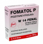Foma Fomatol P (W14) Powder Paper Developer to Make 2.5 Liters