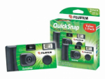 Fuji QuickSnap Superia 400 ISO 35mm x 27 exp. - 2 Pack - Disposable Camera