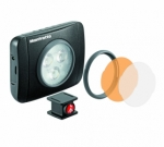 Manfrotto Surface Mount Technology LED Light 210 lux dimmable