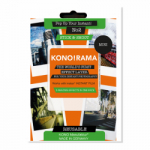 KONO!RAMA No.2 Effect Layer for Fuji Instax® Mini