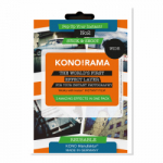 KONO!RAMA No.2 Effect Layer for Fuji Instax® Wide