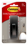 3M Command™ Large Modern Reflections Oil Rubbed Bronze Metal Hook
