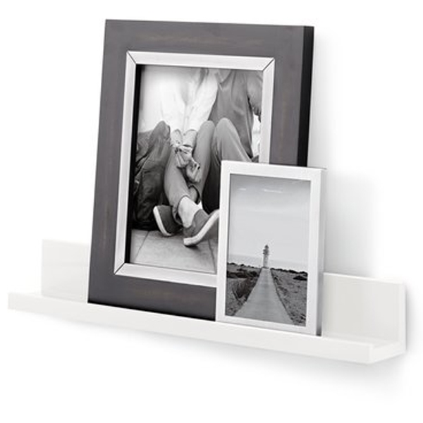 3M Command™ Quartz Picture Ledge for Picture Hanging