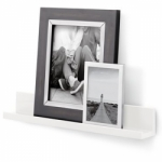 3M Command™ Quartz Picture Ledge for Picture Hanging - 21 in. x 3 in.