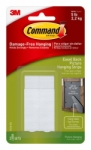 3M Command™ Easel Back Picture Hanging Strips - 2 Pack