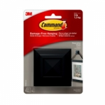 3M Command™ Decorative Slate Square Knob For Picture Haning