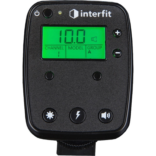 Interfit S1 Manual Remote