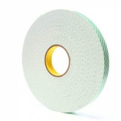 3M Double Coated Urethane Foam Tape #4016 - 2 in. x 36 yds.