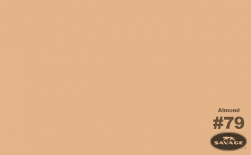 Savage Seamless Background Paper Almond - 53 in. x 12 yds.