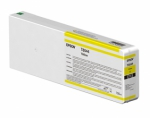 Epson UltraChrome HD Yellow Ink Cartridge (T804400) for P Series Printers - 700ml