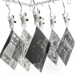 MOD54 Film Drying Rack Clips and Hooks - 6 Pack