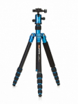MeFoto RoadTrip Tripod Kit - Blue