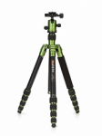 MeFoto RoadTrip Tripod Kit - Green