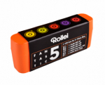 Rollei Fantastic 5 Black and White Film Bundle 35mm