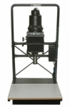 Beseler 45MXT Enlarger Kit - Condenser Head, Chassis, and Baseboard