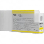 Epson UltraChrome HD Yellow Ink Cartridge (T824400) for P Series Printers - 350ml