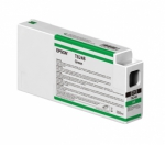 Epson UltraChrome HDX Green Ink Cartridge (T824B00) for P Series Printers - 350ml