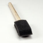 Foam Brush 1 inch