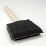 Foam Brush 3 inch