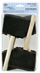 Crafter's Choice Foam Brush 3