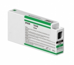 Epson UltraChrome HDX Green Ink Cartridge (T834B00) for P Series Printers - 150ml