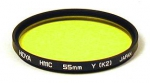 Hoya Filter HMC Yellow K2 55mm